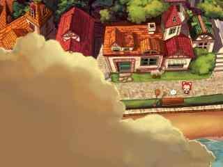 可爱阿狸桌面壁纸下载 卡通人物阿狸图片 阿狸高清桌面下载
