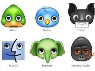 炫酷头像ico图标 可爱创意头像ico桌面图标 ico图标下载