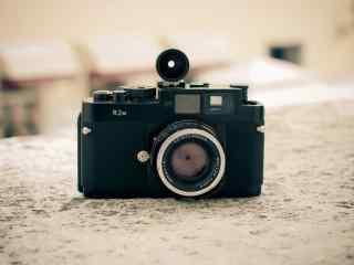 精美相机特写壁纸下载 相机静物摄影桌面壁纸下载