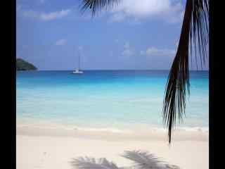 塞尔舌海岛风景图片 海岛美景桌面壁纸下载 岛屿风景