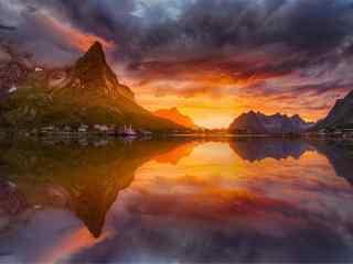 唯美意境自然风光壁纸 美丽的大自然风景图片 大自然图片