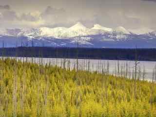 玉龙雪山自然风景图片 壮丽雪山风光桌面 雪山壁纸图片