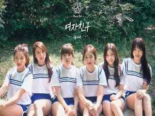韩国少女组合图片_韩国女团桌面壁纸_清纯美女组合图片