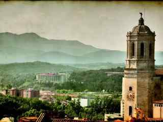 西班牙风景图片_20世纪西班牙图片_西班牙旅游风景壁纸