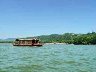 杭州西湖图片_西湖十景图片壁纸_杭州旅游桌面壁纸