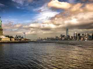 纽约旅游图片_纽约风景高清壁纸_纽约不夜城图片大全
