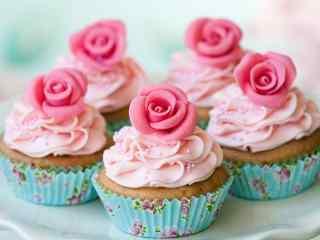 美食图片_美味蛋糕桌面壁纸_诱人小甜品高清图片