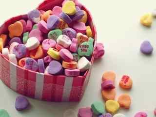 糖果图片_高清卡通糖果壁纸_美味糖果电脑壁纸