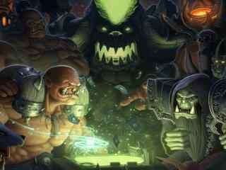 魔兽世界_魔兽世界手机壁纸_魔兽世界电脑主题壁纸