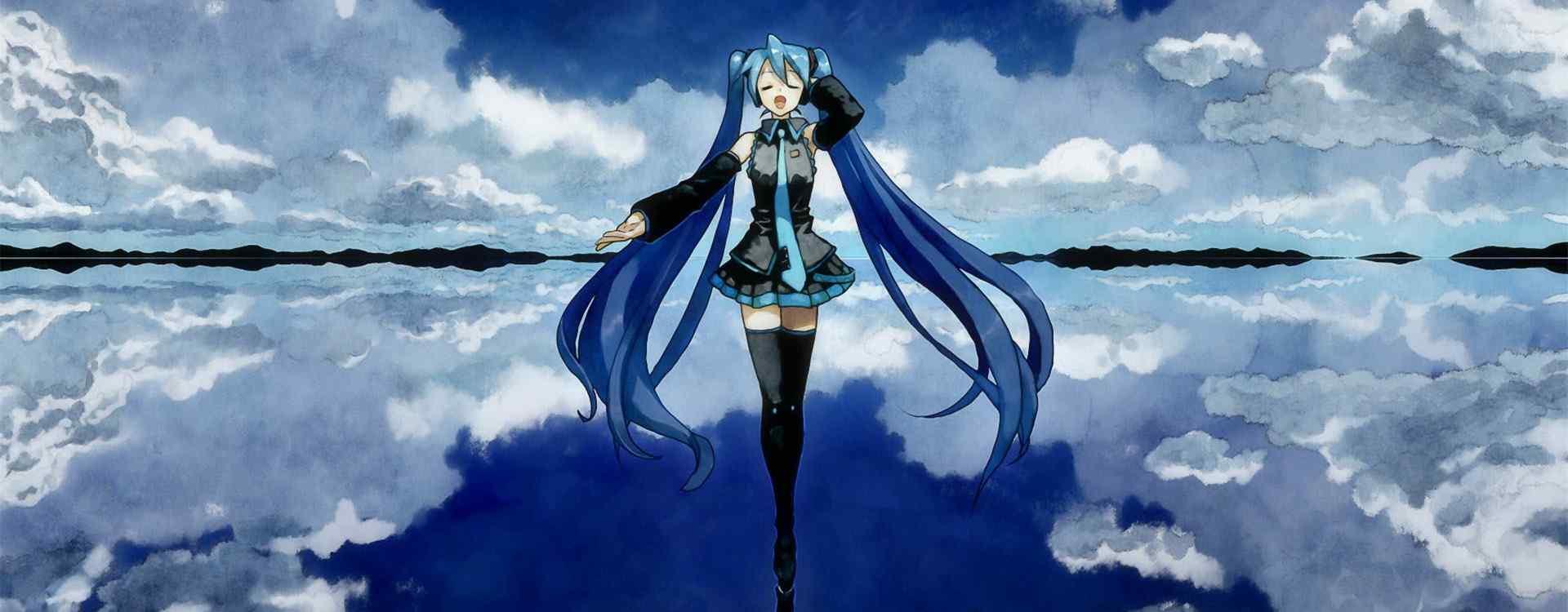 Vocaloid_初音未来壁纸_Vocaloid手机壁纸