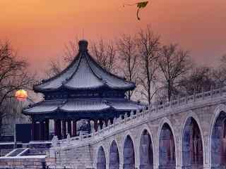 颐和园_颐和园电影_颐和园景点介绍唯美风景壁纸