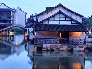 乌镇_浙江乌镇在哪里、乌镇旅游攻略_从杭州到乌镇唯美高清风景壁纸