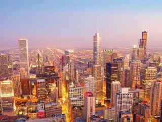 芝加哥_美国芝加哥_芝加哥旅游_芝加哥图片_芝加哥高清壁纸