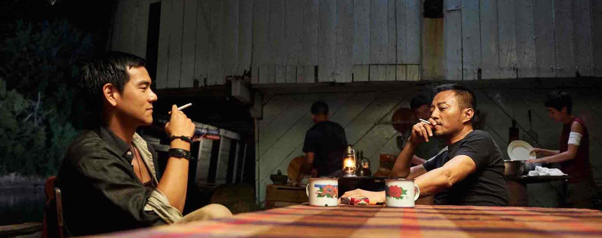 湄公河行动_湄公河行动图片_彭于晏湄公河行动_张涵予湄公河行动
