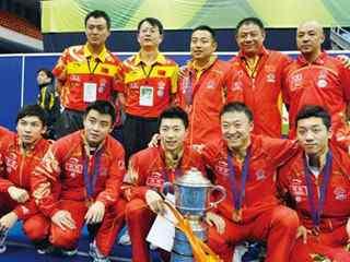 中国男子乒乓球队_张继科、马龙、许昕、方博、周雨、樊振东_运动员壁纸
