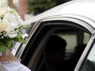 西式婚礼主题_新娘婚纱_幸福手捧花_甜蜜喜糖壁纸