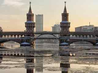 德国柏林_德国古堡_德国城市风景_德国旅游风景壁纸