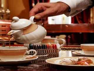 甜點_下(xia)午茶_咖啡_馬卡龍_蛋糕(gao)_餅(bing)干_冰淇(qi)淋_甜點美食壁紙(zhi)