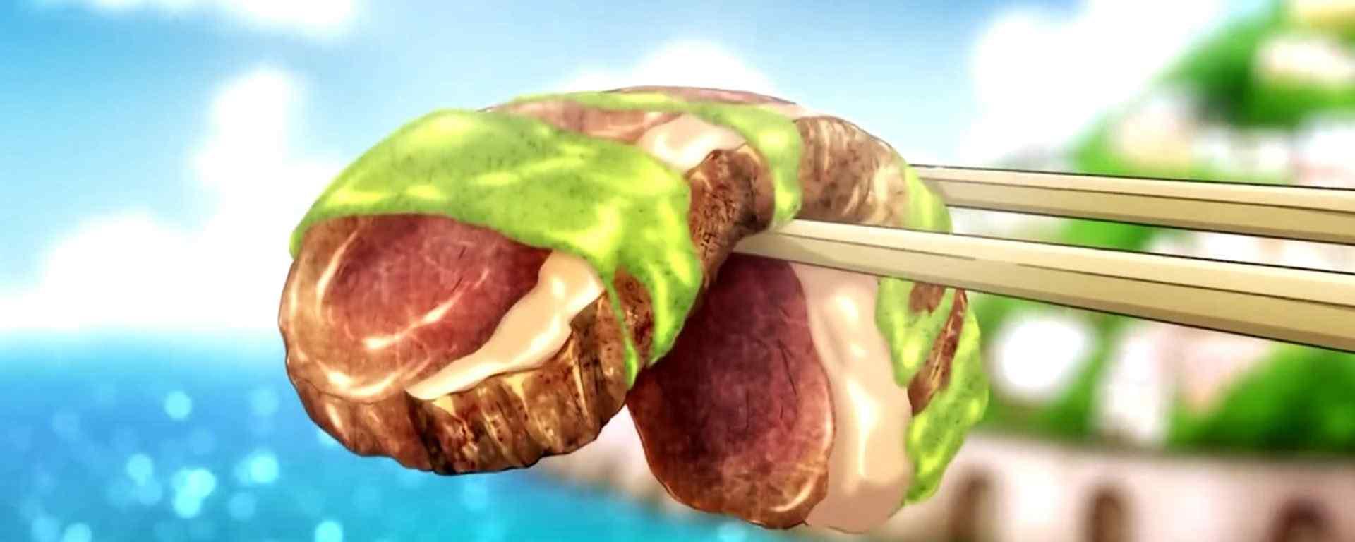 动漫美食壁纸图片_食戟之灵动漫美食图片_动漫美食现实还原_吃货漫迷福利