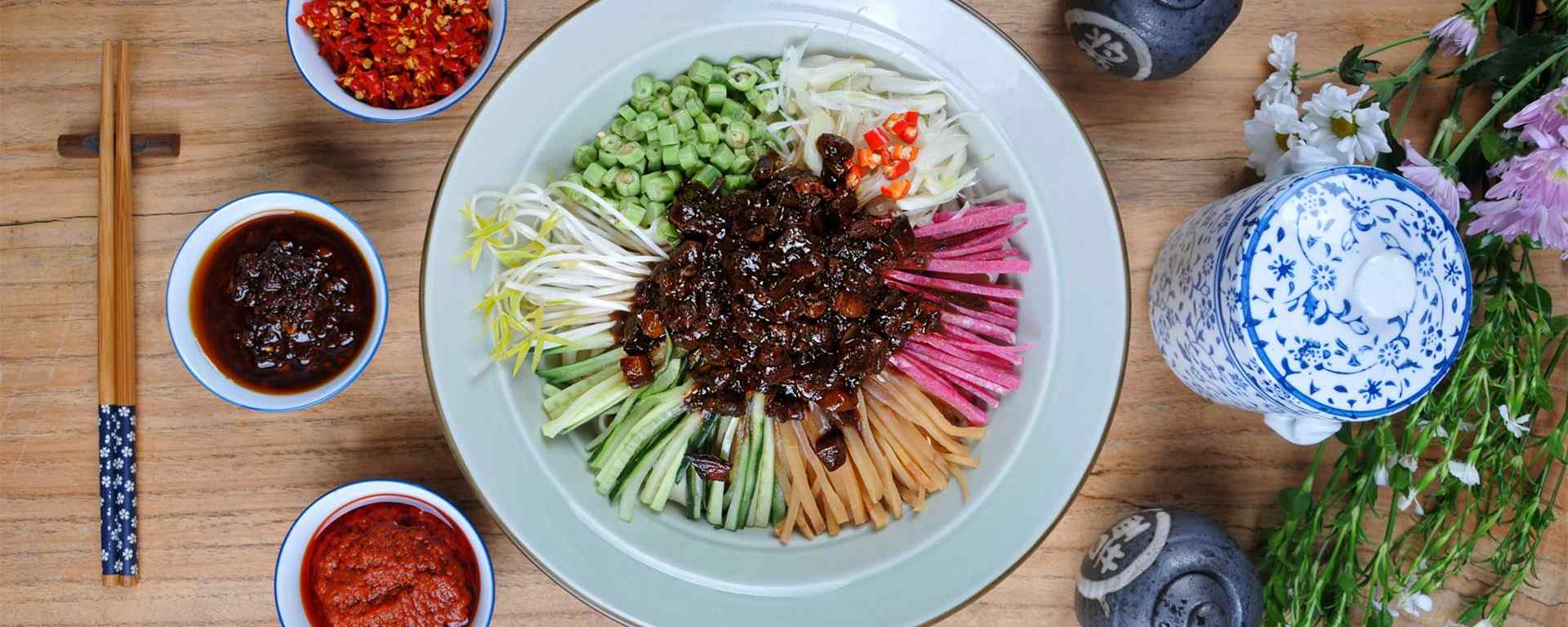 舌尖上的面条_中国五大面食_面条美食壁纸