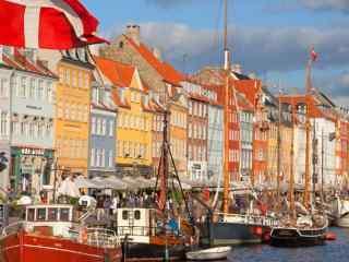 丹麦_丹麦旅游_丹麦哥本哈根_哥本哈根大学_丹麦小镇风光壁纸