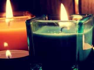 蜡烛_创意香薰蜡烛_唯美意境蜡烛图片_圣诞蜡烛壁纸