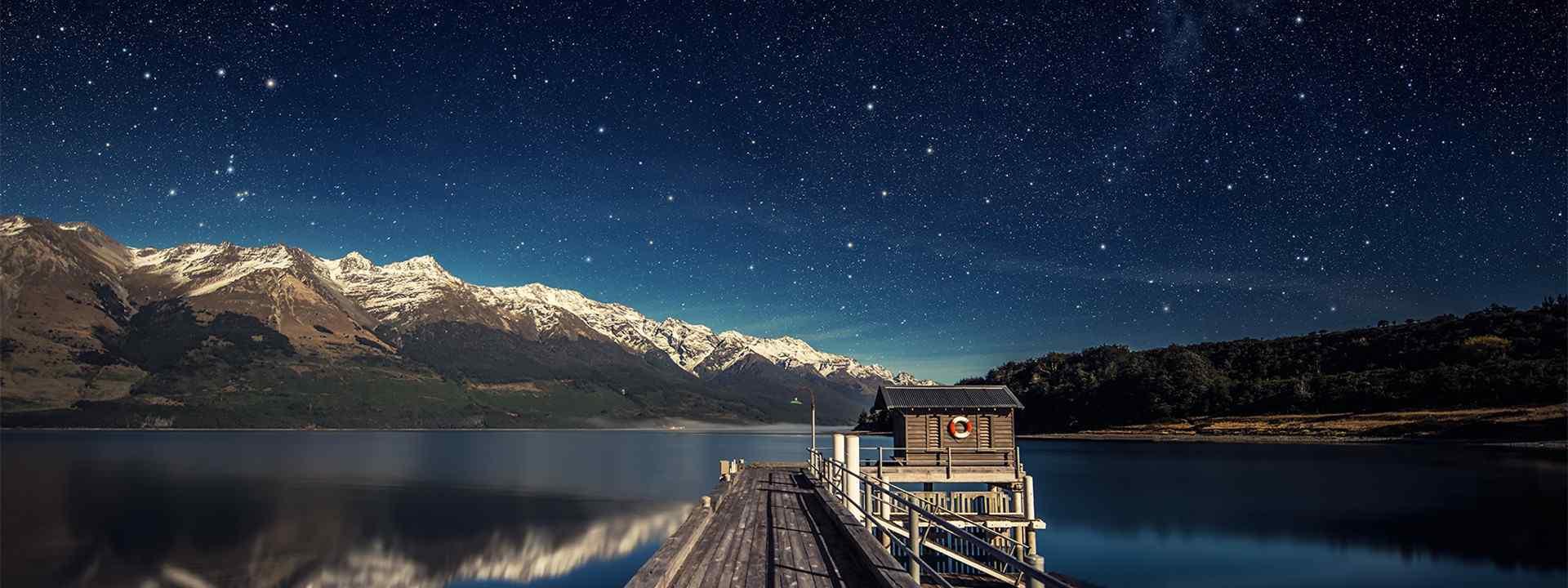 纽西兰_新西兰皇后镇_新西兰南岛_新西兰风景壁纸