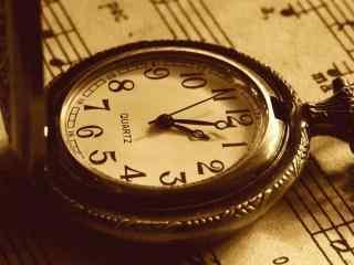 时钟的故事_精美时钟_时钟屏保_创意时钟壁纸