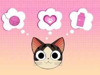 甜甜私房猫_甜甜私房猫图片壁纸_甜甜私房猫桌面壁纸下载
