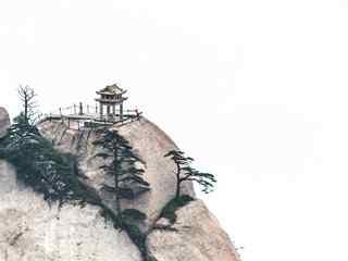 華(hua)山_華(hua)山風景bai)爛奼謚健?shou)機(ji)壁紙_華(hua)山風景圖片_華(hua)山高清(qing)桌面壁紙