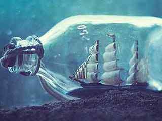 漂流瓶_漂流瓶图片_漂流瓶桌面壁纸_漂流瓶手机壁纸_漂流瓶静物壁纸_漂流瓶图片壁纸