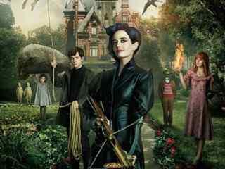 佩小姐的奇幻城堡_佩小姐的奇幻城堡剧照_蒂姆·波顿_伊娃·格林_阿沙·巴特菲尔德_影视壁纸