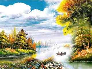 油画_油画图片_油画桌面壁纸_油画手机壁纸_壁纸图片下载