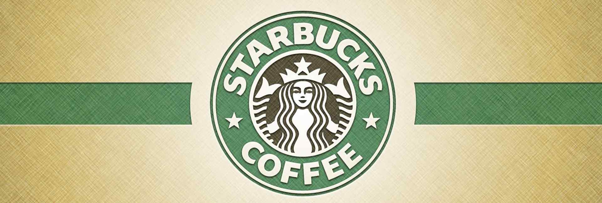 星巴克咖啡_星巴克logo图片_星巴克甜点、咖啡_星巴克创意logo图片壁纸