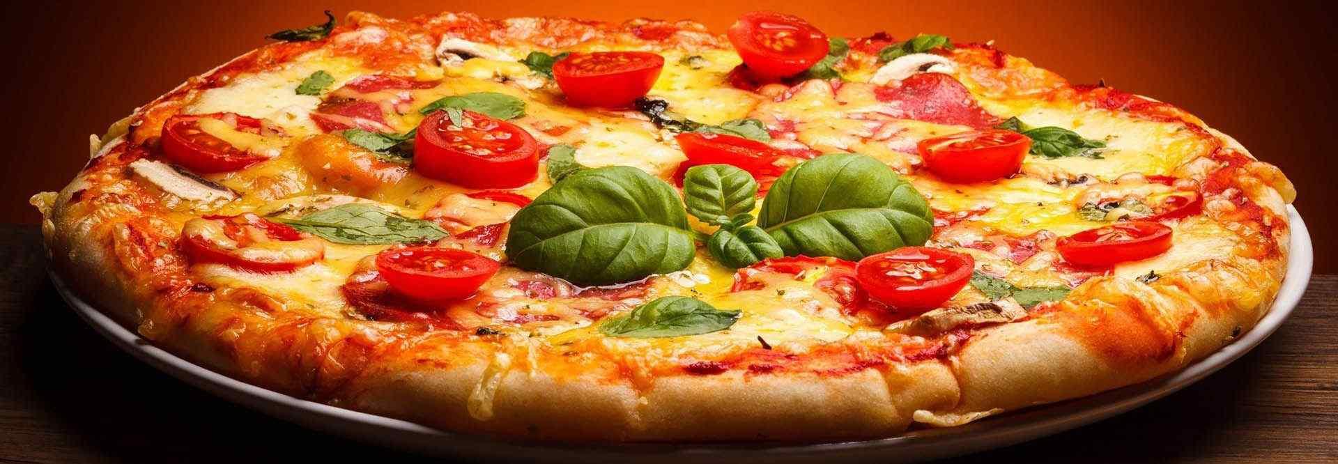 美味披萨_披萨图片_下午茶甜点、披萨_意大利美食图片_花式披萨图片大全_披萨小清新图片_美食壁纸