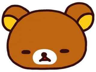 kuma轻松熊_轻松熊桌面壁纸、手机壁纸_kuma图片_可爱卡通图片