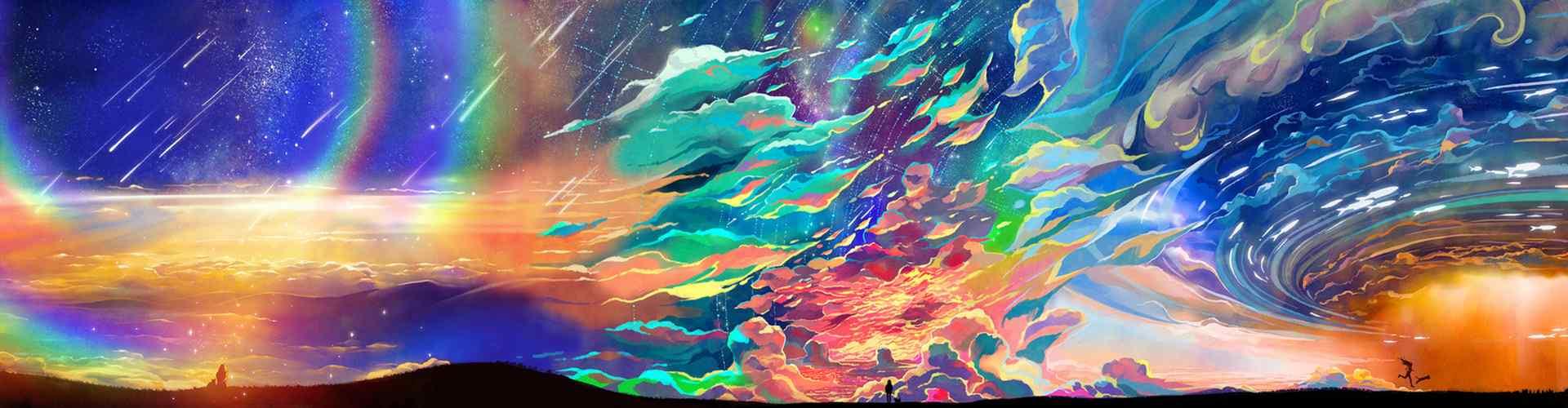 天空风景图片_晴朗天空图片_蓝天风景图片_夜晚天空图片_天空图片大全_手绘天空图片_风景壁纸