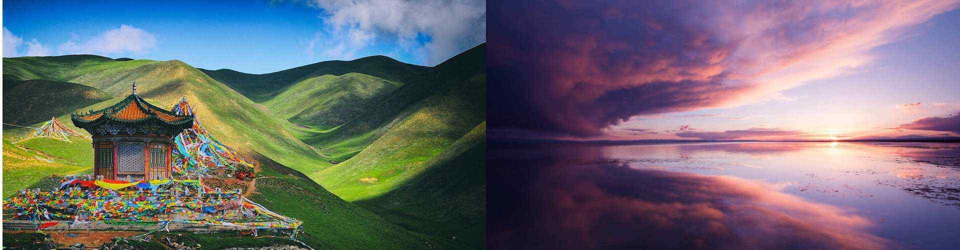 青海湖_青海湖风景图片_唯美的青海湖桌面壁纸_小清新风景壁纸