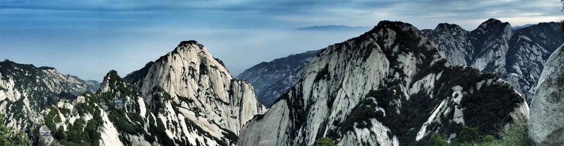 华山风景_华山风景图片_华山星空图片_山峰风景壁纸