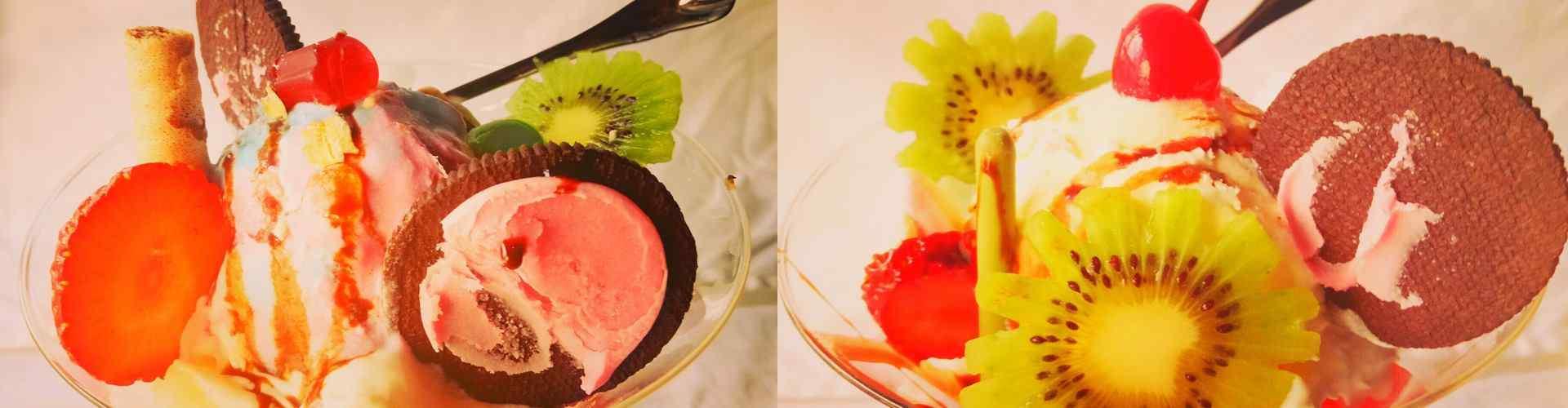 夏日冰淇淋_冰淇淋图片_夏日美食图片_夏季消暑美食图片_美食壁纸