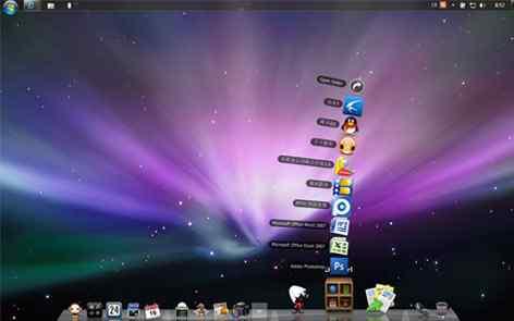 Windows 7苹果主