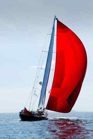 大帆船酷炫手机壁纸:视觉中国 远航