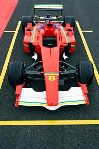 手机酷炫汽车壁纸:视觉中国 赛车