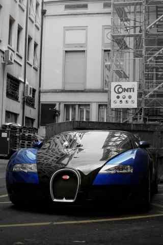 世界级名车布加迪