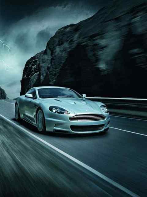 超酷汽车跑车大屏幕手机壁纸 图1_汽车壁纸