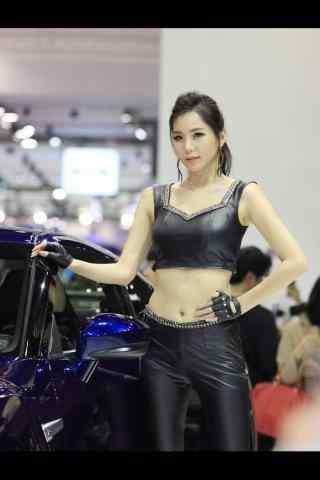 性感美女韩国车模