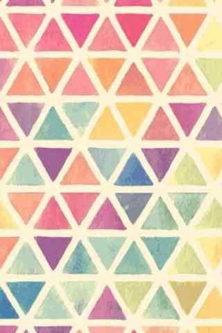 创意设计彩色手机