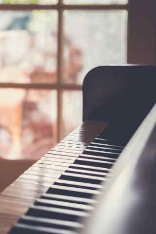 唯美钢琴小清新手