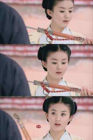 赵丽颖陆贞传奇手