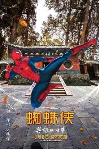 蜘蛛侠英雄归来中国行之河南